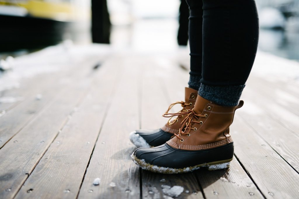 Buy winter boots in the spring to get the best price