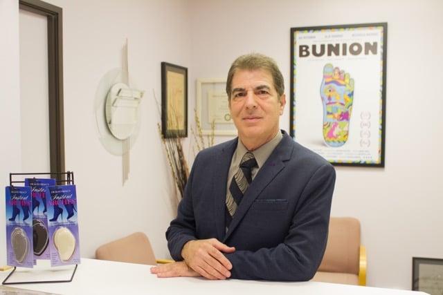 Heel Pain advice from podiatrist Dr. Rosenberg
