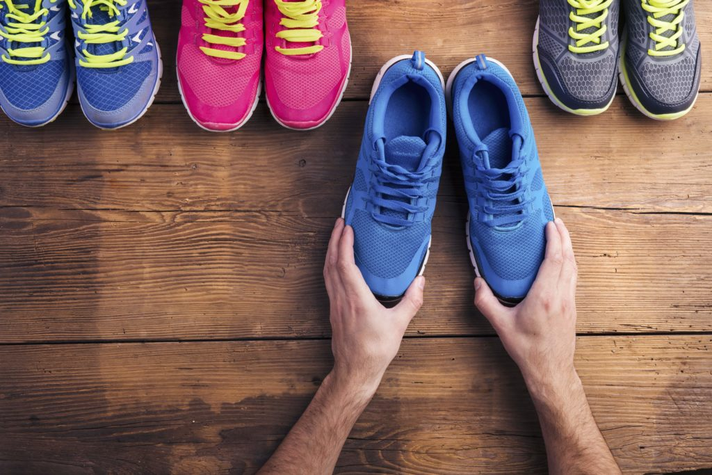 High End Running Shoes vs Orthotics